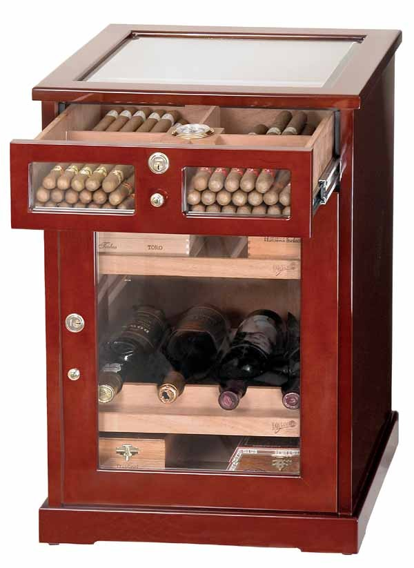 Cigar Display Humidors