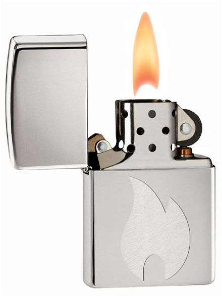 Zippo Lighters Flame Lighters